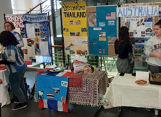 IB presents: International Day